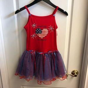 Dollie & Me America's Sweetheart Dress